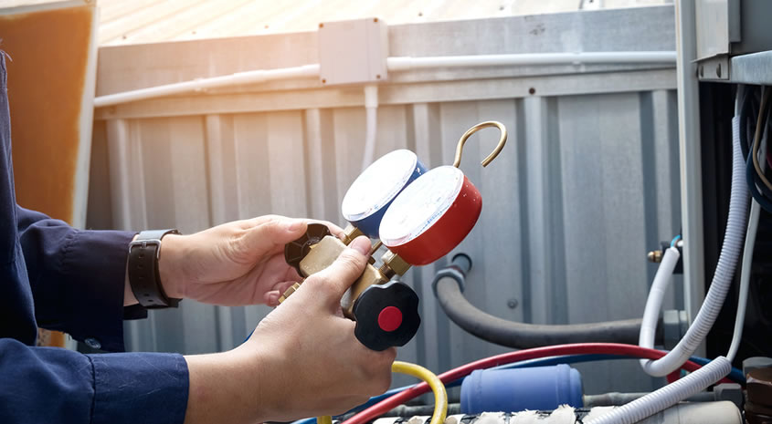 Refrigerant In The AC